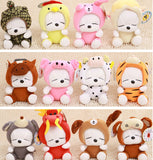 Twelve Zodiac Kawaii Rabbit Plush Toy