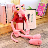 Big Size Lovely Pink Panther Action Figure Plush Toys