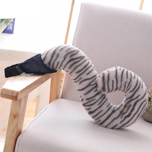 Funny Simulation Animal Tails Stuffed Cute Plush Toys
