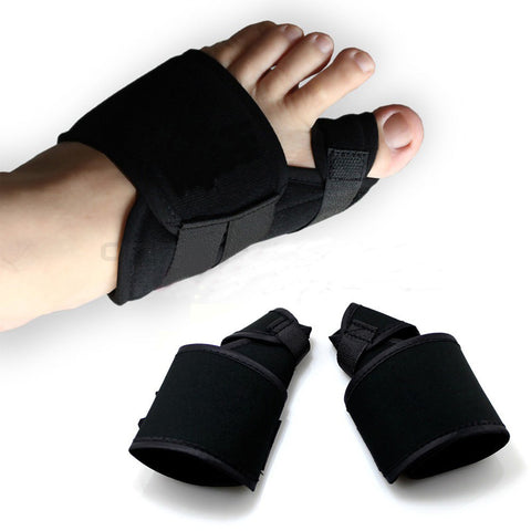 1Pair Soft Bunion Corrector Toe Separator Splint Correction