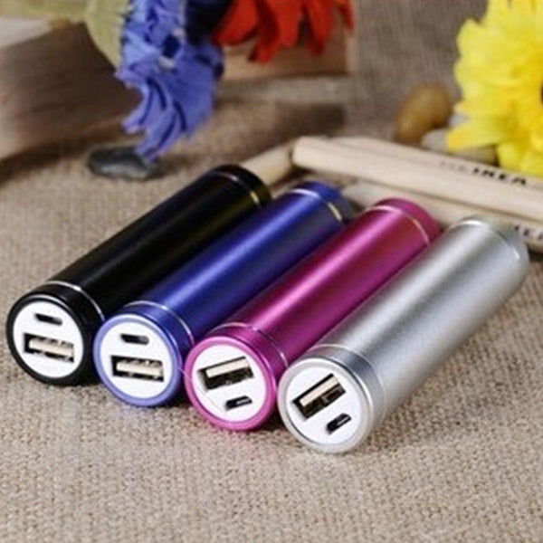 USB Mobile Power Bank Charger Mobile Power Bank Charger