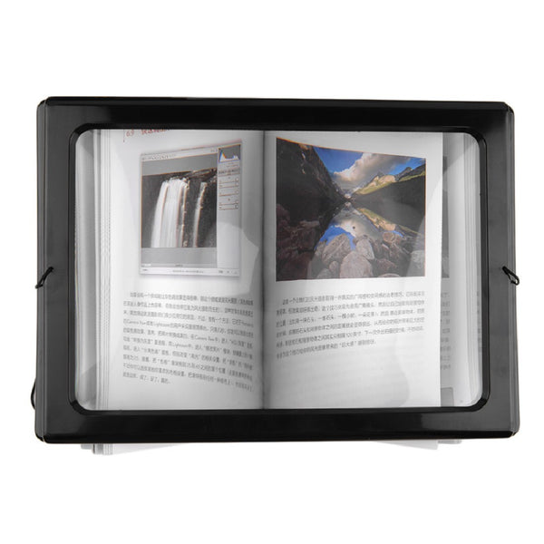Ultrathin A4 Full Page Large PVC Magnifier