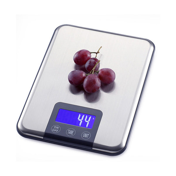 15KG 1g touch screen Digital Kitchen Scale