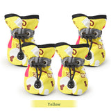 Dog Shoes Waterproof Rain Boots For Small Dogs