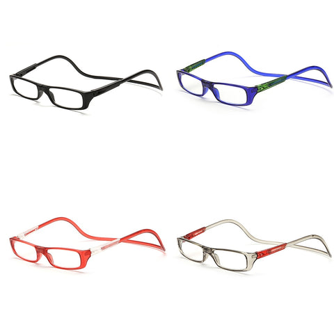 Reading Magnifying Glass Unisex Eyewear Magnification For Needle