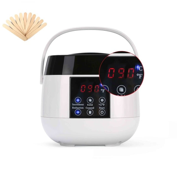 Hair Removal Tool Smart Professional Warmer Wax Heater