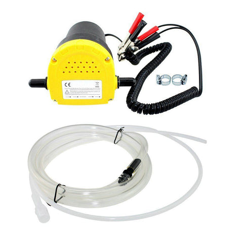 12V 60W Oil/crude oil Fluid Sump Extractor