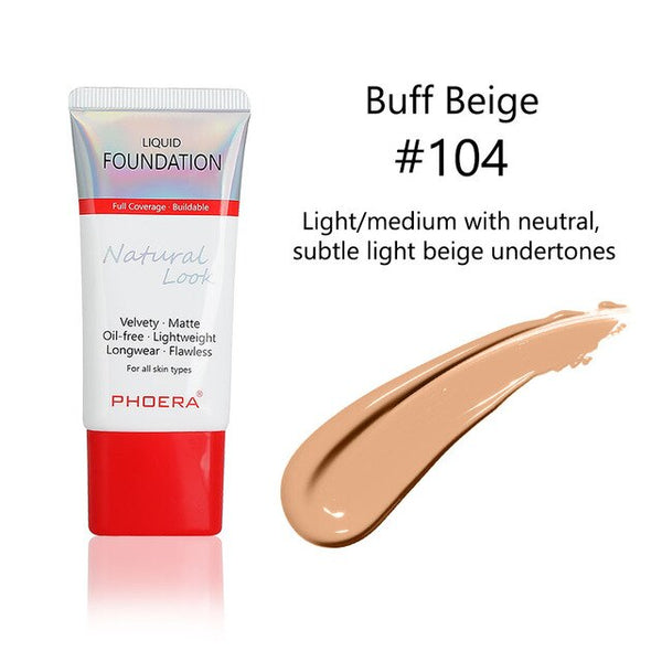 Foundation 30ml Mineral Touch Oil Control Skin