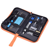 17 in 1 220V 60W Adjustable Temperature Electric Soldering Iron Kit