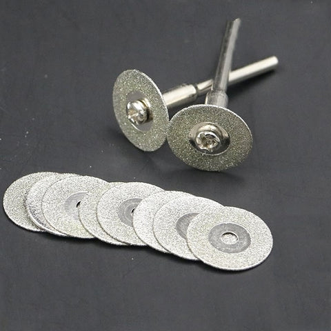 60mm Diamond Cutting Disc for Mini Drill Dremel Tools