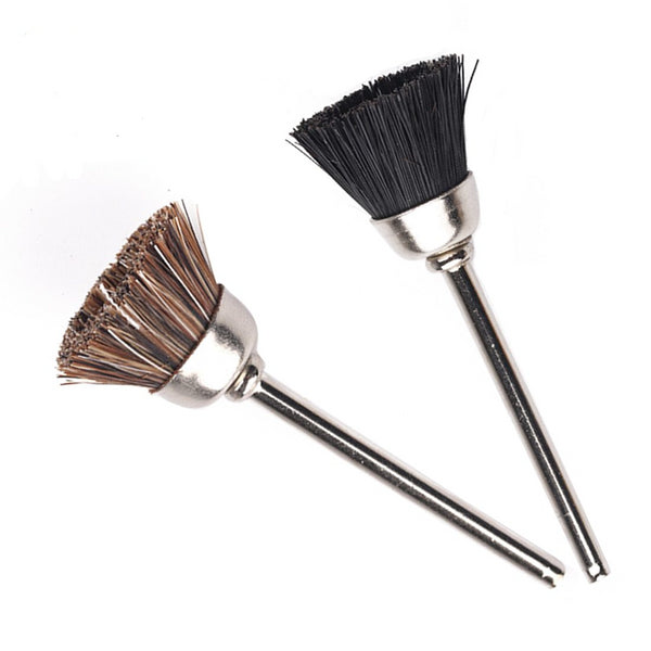Cup Brush Wheel Metal Buffing Polishing for Drill Rotary Tool