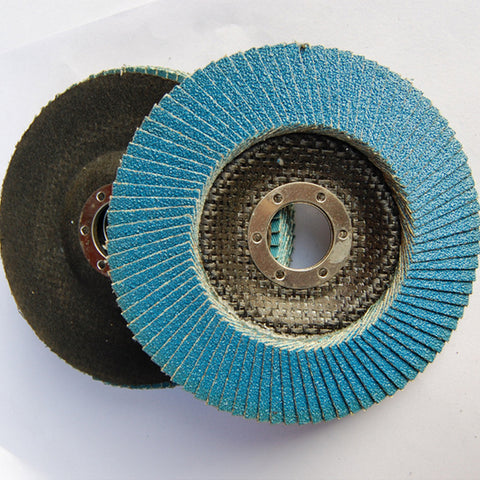 1pc 60/80 Grit Grinding Wheels Flap Discs
