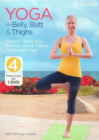 Yoga for Belly Butt and Thighs with Chrissy Carter