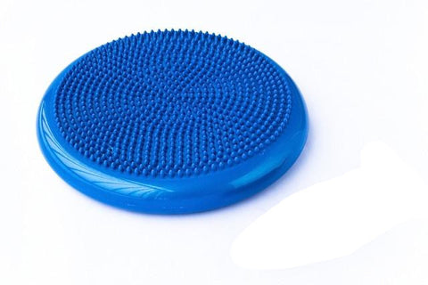 Wobble Cushion, Blue, 35cm/14in Diameter, Balance Disc