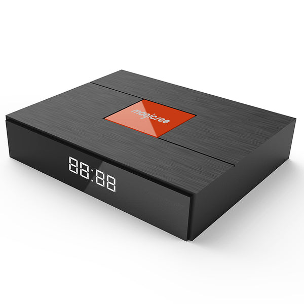 Magicsee C400 PLUS S912 3G 32G hybird android dvb s2 t2 tv box