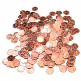 Copper Realm Coins in Varying Quantities