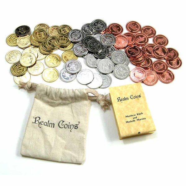 75 Realm Coins Game Pack