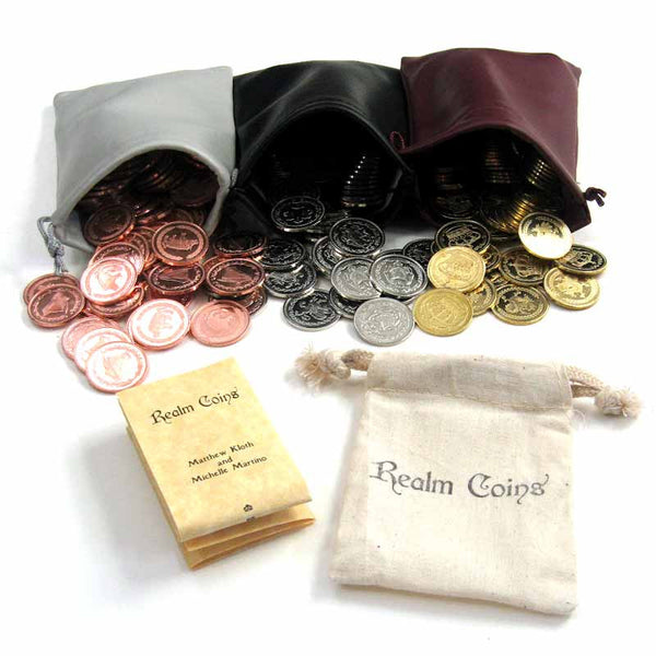600 Realm Coins Game Pack