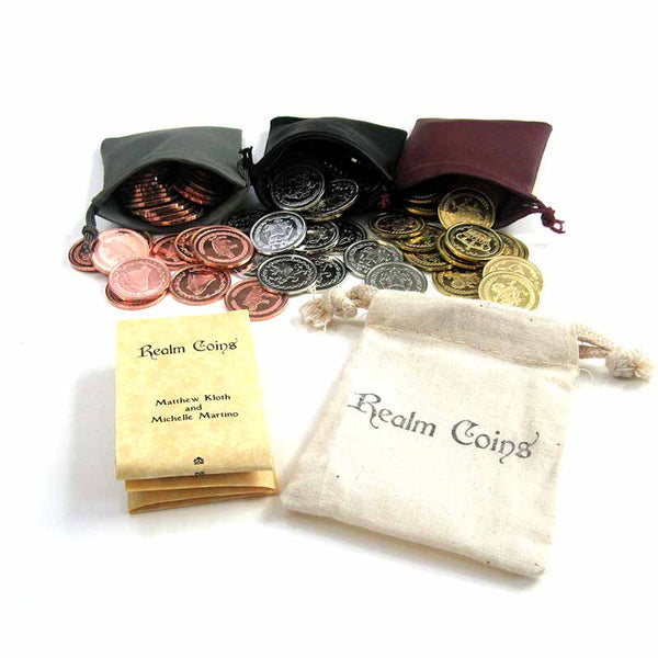 150 Realm Coins Game Pack