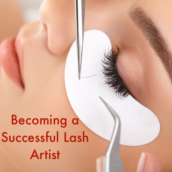 TOP 5 REASONS TO BECOME AN EYELASH EXTENSION ARTIST