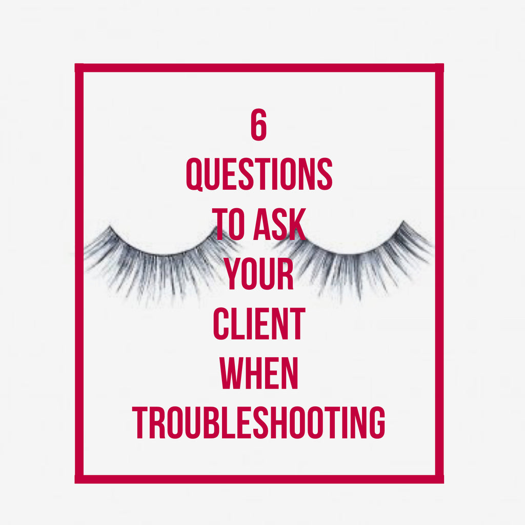TIP TUESDAY: Six Questions to Ask Your Client When Troubleshooting