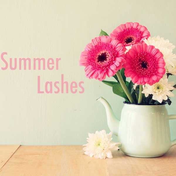 RUNNING A LASH STUDIO DURING SUMMER MONTHS