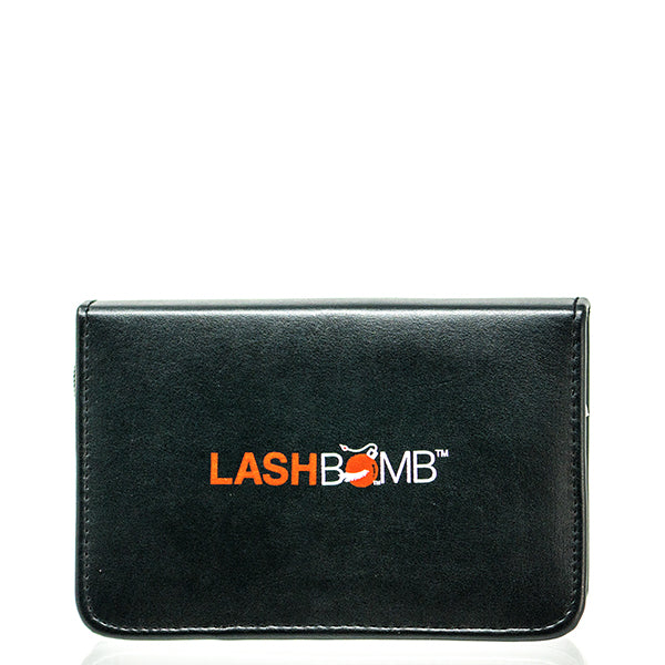 LASHBOMB 5 PIECE EMPTY TWEEZER CASE