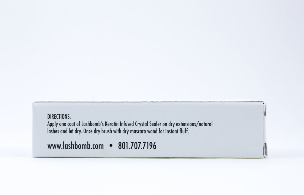 LASHBOMB KERATIN INFUSED CRYSTAL SEALER