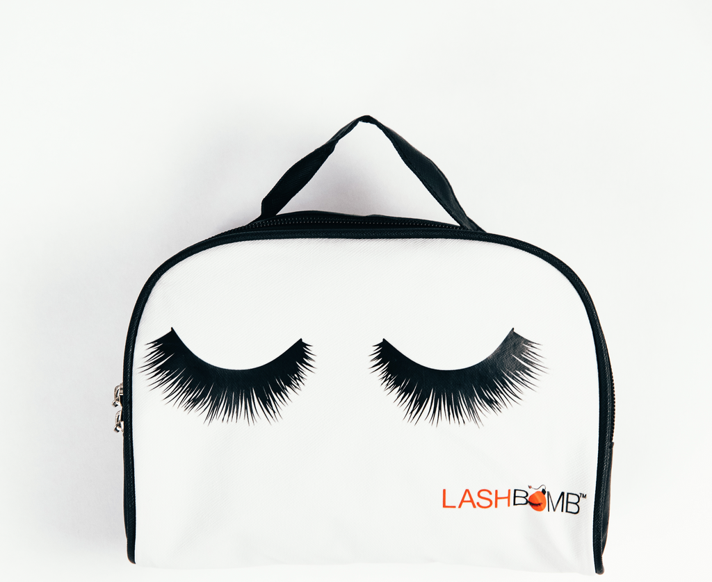 LASHBOMB MAKEUP BAG