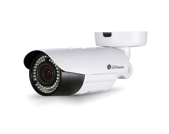 LNU5460R LG 4 Megapixel Full HD IR Bullet Camera