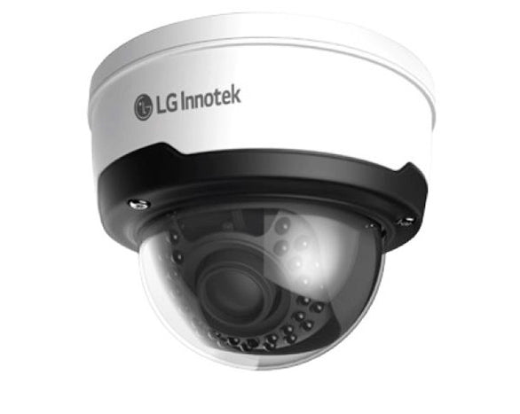 RNDF-BP02A LG 3 Megapixel Full HD IR Varifocal Vandal Proof Dome Camera
