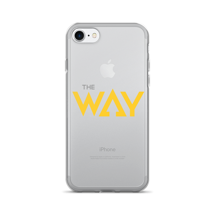 The Way iPhone 7/7 Plus Case