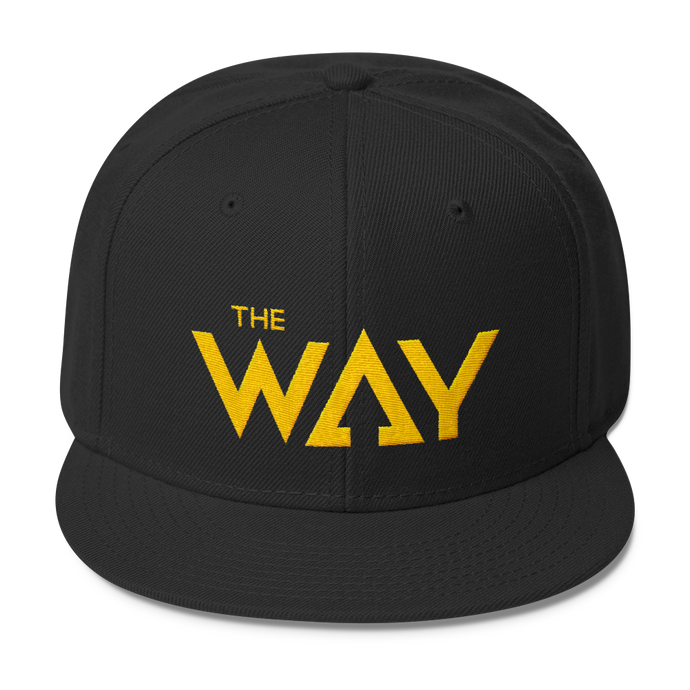 The Way Wool Blend Snapback
