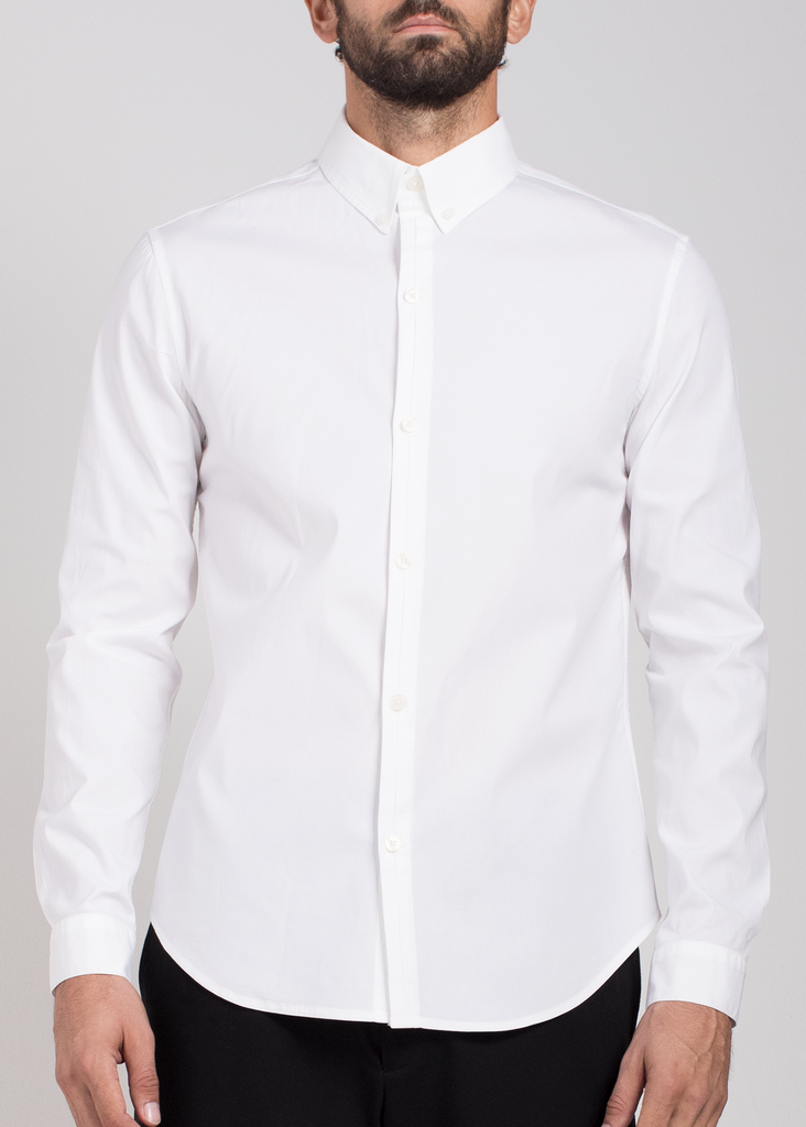 Elevated Woven Button Down  Shirts - Arcady