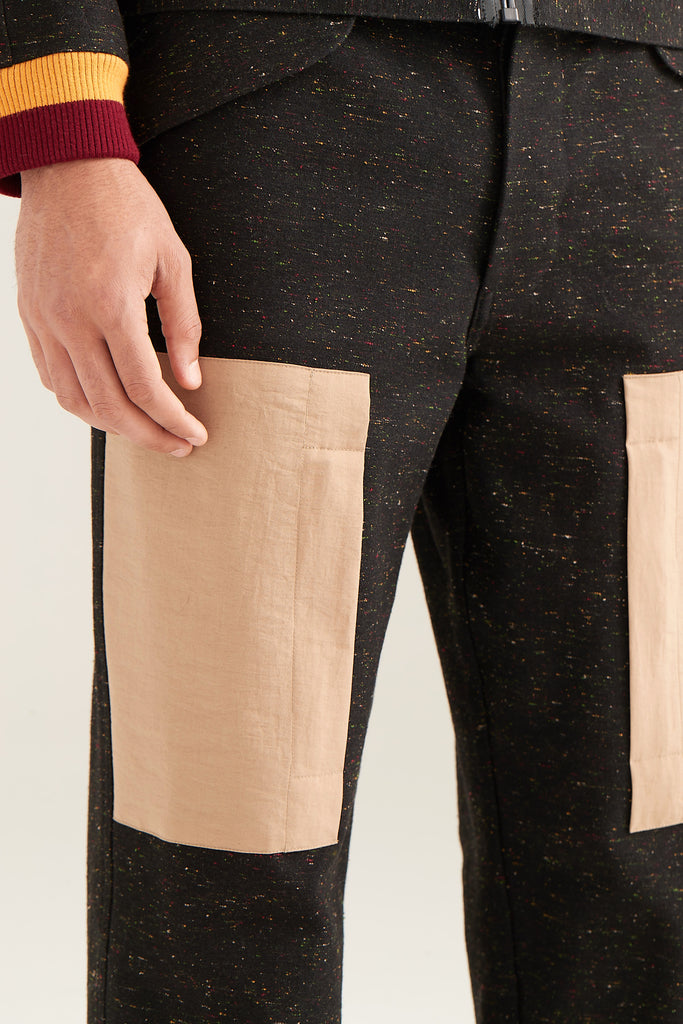 Speckled Selvedge Denim Pant  Bottoms - Arcady