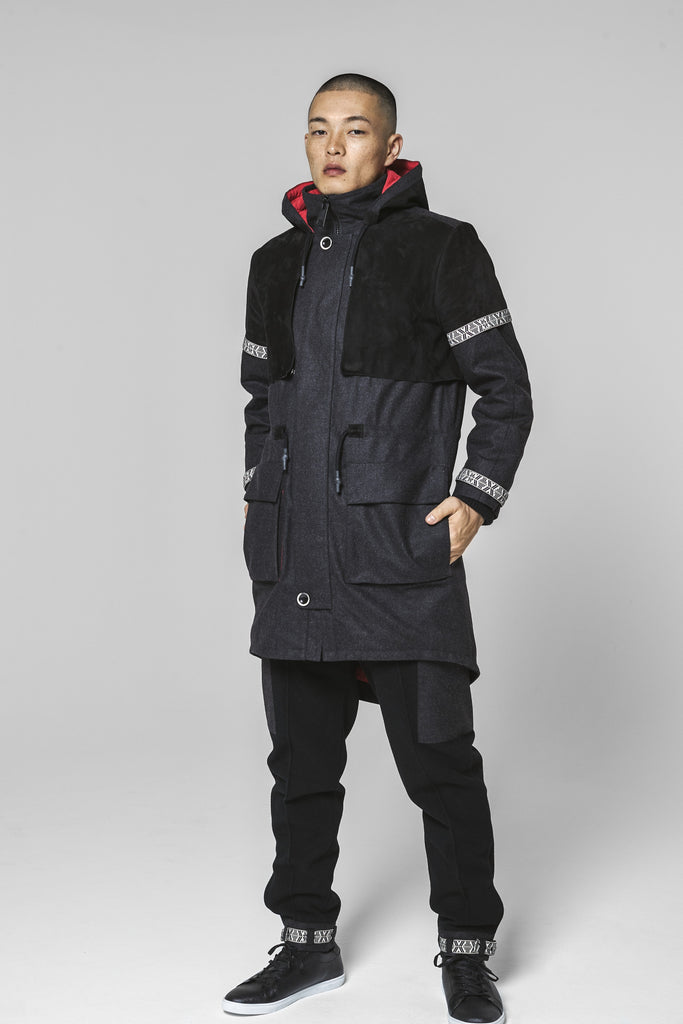 Nomad Parka  Outerwear - Arcady