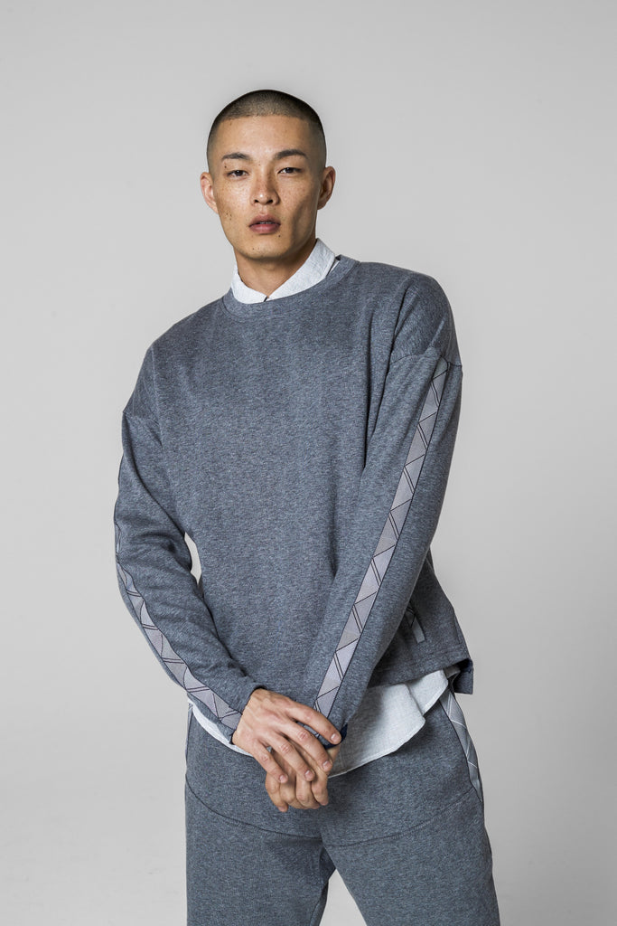 Hormuz Long Sleeve Pullover  Sweaters - Arcady