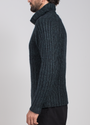 Mohair Roll Neck Sweater
