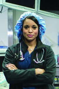 Meet Dr. Ebony Hilton, MUSC'S first black female anesthesiologist