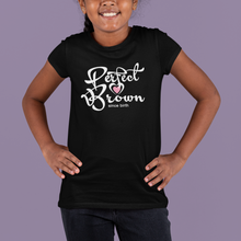 Load image into Gallery viewer, Perfect Brown kids t-shirt