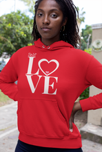Load image into Gallery viewer, Self LOVE Adult Hoodie