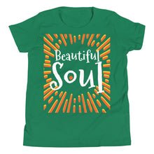 Load image into Gallery viewer, Beautiful Soul (v.2) Girls T-Shirt