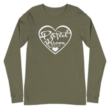 Load image into Gallery viewer, Perfect Brown Logo Unisex Long Sleeve Tee