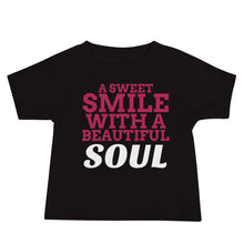 Load image into Gallery viewer, A Sweet Smile Baby Tee