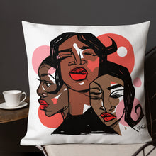 Load image into Gallery viewer, 3 Sisters Premium Pillow
