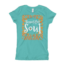 Load image into Gallery viewer, Beautiful Soul (v.2) Girl's T-Shirt