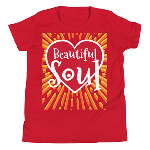 Beautiful Soul Girls T-Shirt