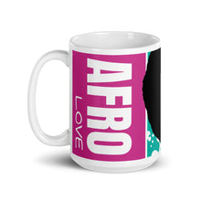Load image into Gallery viewer, AFRO Love Mug