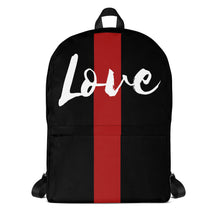 Load image into Gallery viewer, Love Line Backpack