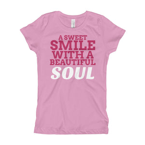 A Sweet Smile Girl's T-Shirt